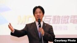 台南市长赖清德 (图片来源:赖清德脸书网页)