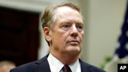 Đại diện Thương mại Mỹ Robert E. Lighthizer.