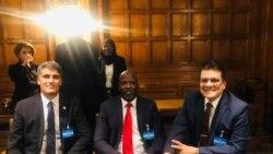 ICJ ဆုံးဖြတ်ချက် ဂမ်ဘီယာအကြံပေး Dr.Waker Uddin တုံ့ပြန်ချက်