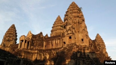 Cambodia's Angkor Wat Named World's Top Landmark