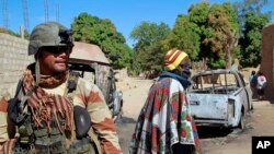 Militar francês no Mali
