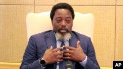 Rais wa Jamhuri ya Kidemokrasi ya Congo, Joseph Kabila