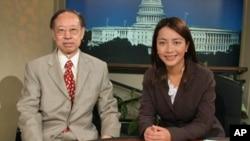 丘宏达2002年接受美国之音采访