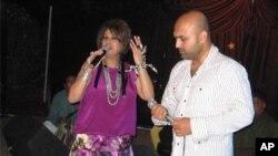 گذشتہ ماہ اسلام آباد میں منعقدہ ایک چیرٹی شو میں یاسمین رشید خاص طور پر شریک ہوئیں۔