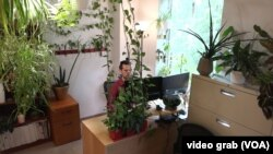 Kada nije na kancelarijskim ili terenskim filantropskim dužnostima, u trenucima slobodnog vremena, prepušta se strasti koju gaji prema kućnim biljkama: Vladan Nikolić