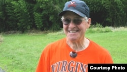 Jerry Reid is 70-year-old UVA Graduate