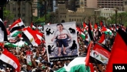 Para pemuda penggerak demonstrasi di Mesir khawatir arah revolusi yang mengabaikan tuntutan reformasi di Mesir.