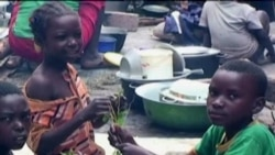 Many Children Victimized by Fighting in Central African Republic