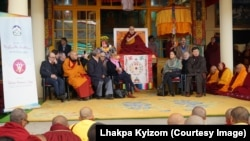 Dalai Lama Presides Over First Tibetan Women's Day
