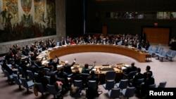 Cả 15 thành viên Hội Đồng Bảo An đều nhất trí với nghị quyết yêu cầu hai bên tranh chấp ở Syria ngay lập tức mở đường cho viện trợ nhân đạo.
