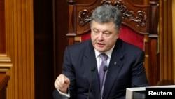 Ukrayna Cumhurbaşkanı Petro Poroşenko