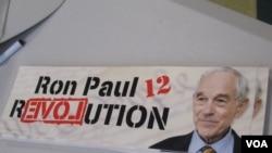Ron Paul s'est adressé dimanche à ses partisans à Tampa.