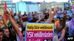 Քուրդ օրենսդիրները բոյկոտել են Թուրքիայի խորհրդարանի աշխատանքը