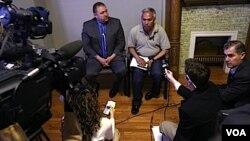Gutiérrez pasó siete meses en un centro de detención en EE.UU. tras cruzar la frontera en 2008.