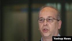 대니얼 러셀 미국 국무부 동아태 차관보 (자료사진)