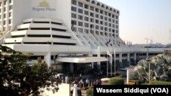 Hotel Regent Plaza di Karachi, Pakistan (Foto: dok).