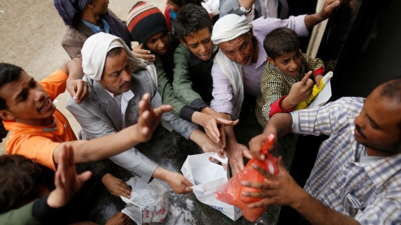 US Urges Renewed Food and Humanitarian Aid Deliveries for Yemen