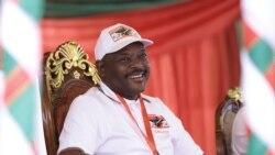 Décès inopiné du président burundais Pierre Nkurunziza d'une crise cardiaque