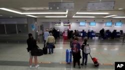 Putnici na aerodromu Nikola Tesla u Beogradu