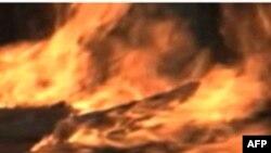 Hỏa hoạn tại trại tỵ nạn dành cho người Miến Điện ở Thái Lan