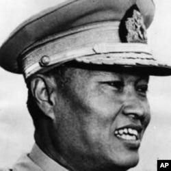 缅甸首位军人统治者奈温将军