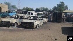 Irin barnar da Kungiyar Boko Haram ke yi.