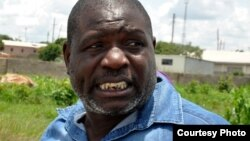 UMnu. Collet Ndlovu, omunye wabakade bencintisa kukhetho.