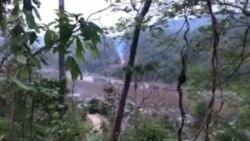 သံလြင္ျမစ္ေဘး ျမန္မာစစ္စခန္းတခုကို KNU တပ္မဟာ(၅) သိမ္းပိုက္