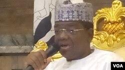 Gwamnan Jihar Zamfara Dr. Bello Muhammad Matawalle