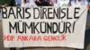 1ê Îlonê roja aştiyê li Tirkiyê