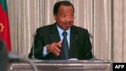Perezida Paul Biya wa Kameruni