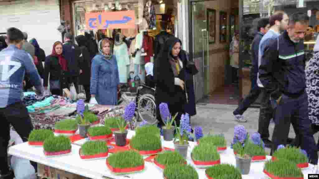 حال و هوای نوروز در سراسر ایران عکس از: بابک برزویه