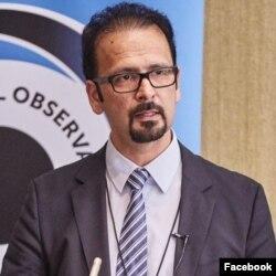 محمود امیری مقدم فعال حقوق بشر