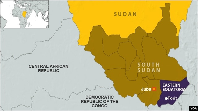 Eastern Equatoria, South Sudan