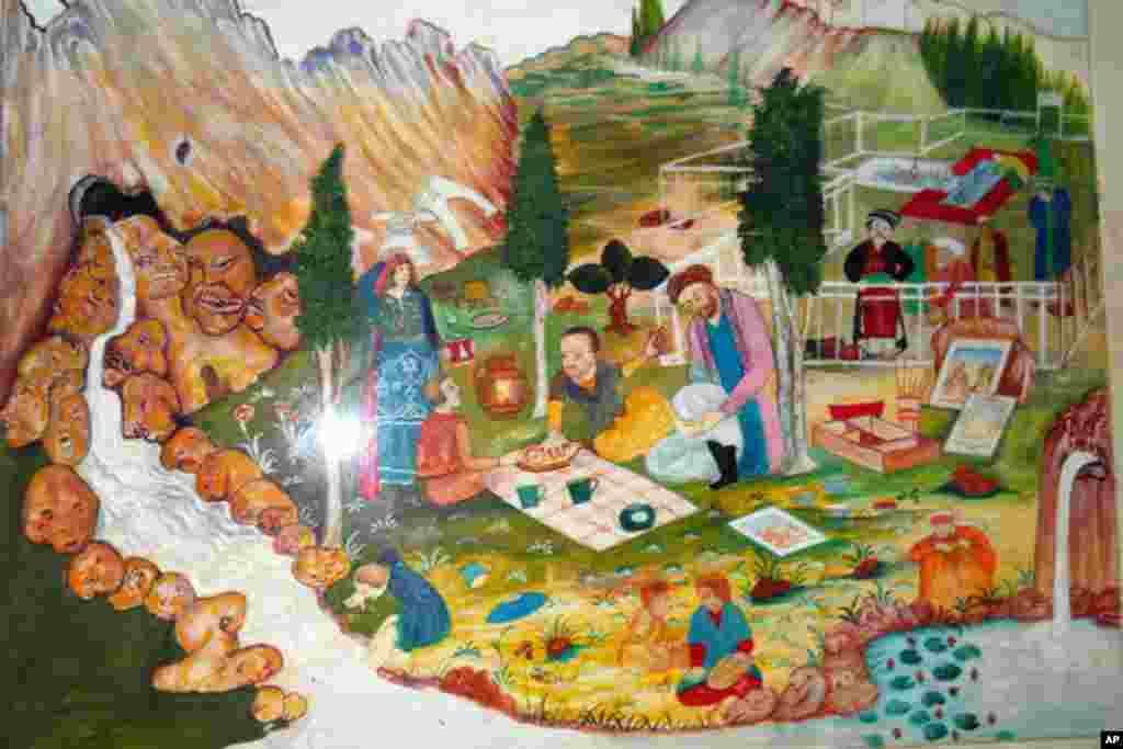بازسازی خانه نگاری در هرات