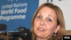Direktur Eksekutif Program Pangan Dunia (WFP), Josette Sheeran memperingatkan ancaman ketidakstabilan politik akibat melambungnya harga pangan.