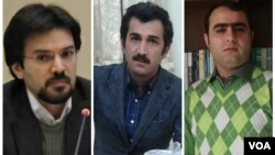 سروش فرهادیان - صدرا محقق - یاشار سلطانی