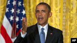 Barack Obama, Washington, 21 janvier 2016.