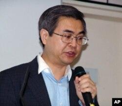 哥伦比亚大学全球中心主任肖耿教授