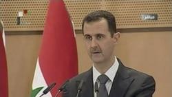بشار اسد: خرابکاران خواست های مشروع برای تغيير را مورد سو استفاده قرار می دهند