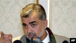 ڈاکٹر نسیم اشرف، سابق چیرمین، پاکستان کرکٹ بورڈ۔۔فائل