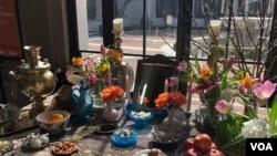 موزه «فریر و سکلر» واشنگتن برای دهمین سال، میزبان جشن نوروز بود