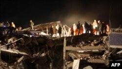 В Турции идет масштабная спасательная операция