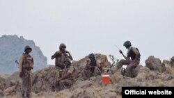 Militer Pakistan siaga di Waziristan utara (foto: dok).