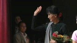 Burma's Aung San Suu Kyi: Focus on Reconciliation