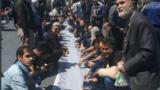سفره خالی کارگران معترض شرکت آذرآب اراک - آرشیو