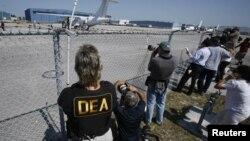 Hacía 15 años que la DEA había cerrado su oficina en Montevideo.