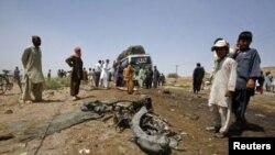 ລະເບີດໄດ້ເກີດຂຶ້ນໃນລົດເມ ທີ່ເມືອງ Baluchistan