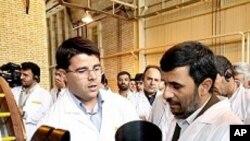 گشایش تأسیسات ذروی ایران بروی دپلومات ها