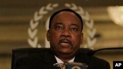 Le président nigérien Mahamadou Issoufou (archives)